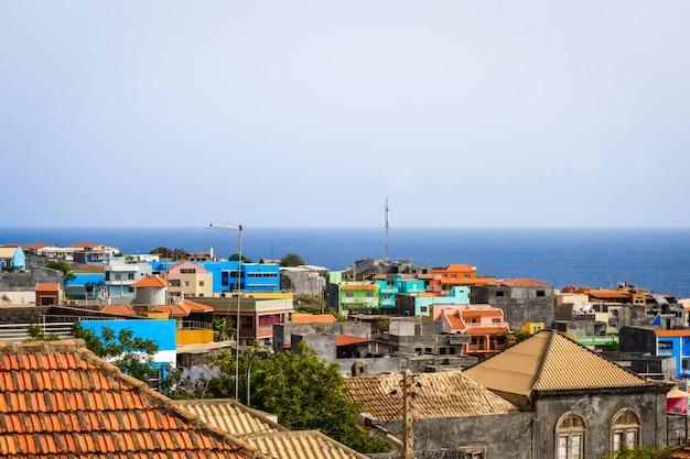 Sao filipe, fogo island, wyspy zielonego przylądka