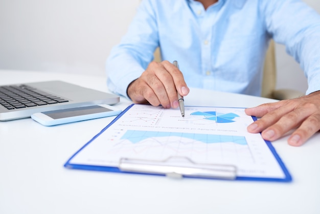Schemat analizy wykonawczej firmy