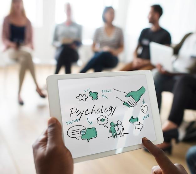 Schemat szkicu zdrowia psychicznego
