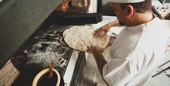 Schiacciata to rodzaj chleba produkowanego w Toskanii we Włoszech.