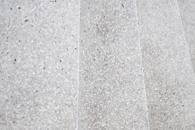 Schodki lastryko polerowany kamienny chodnik i podłoga