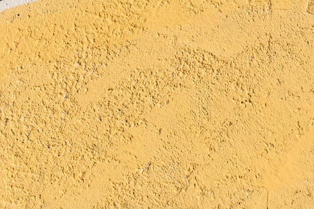 Ściana cementowa lub gipsowa i puste tło