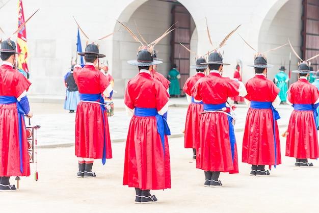 Ściana pałacu południe tradycją uroczystość