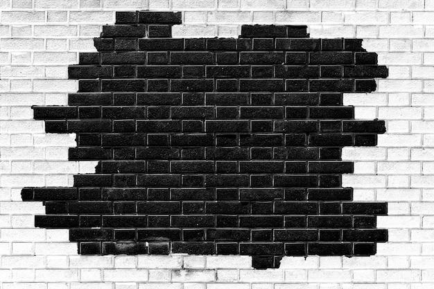 Ściana z cegieł tekstury tło