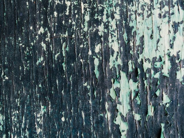 Ściana z obranej farby teksturowanej tło
