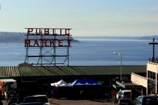 Seattle, pikestreet