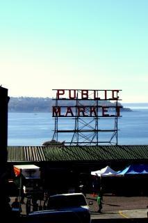 Seattle, znak, zabytki