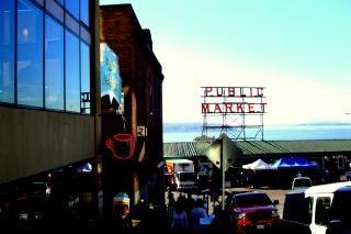 Seattle, znak