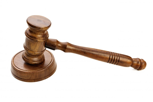 Sędzia młotek