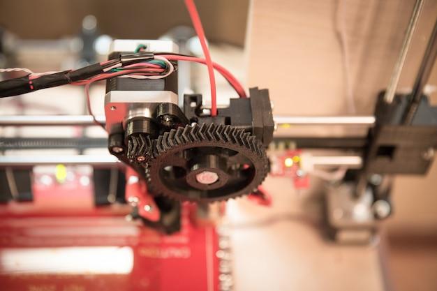 Self made d nowoczesna elektroniczna trójwymiarowa drukarka
