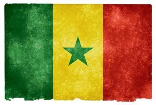 Senegal grunge