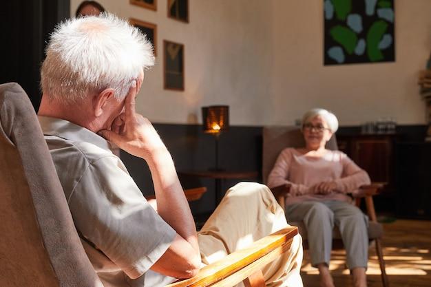 Senior para w terapii