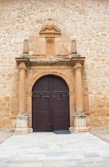 Senora de asuncion church villa don fadrique