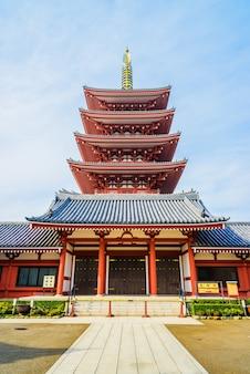 Sensoji świątyni