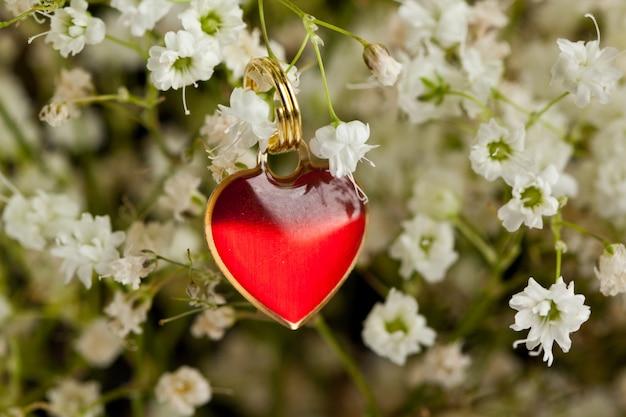 Serce i kwiaty