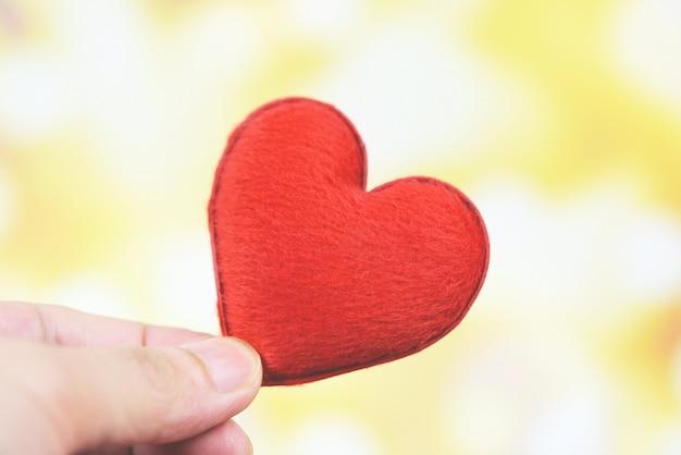 Serce pod ręką