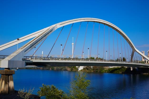 Sewilla most puente de la barqueta w sewilli