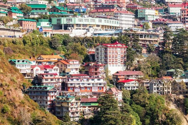 Shimla w indiach