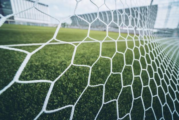 Siatka do piłki nożnej