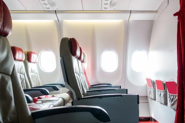 Siedzenia samolotu
