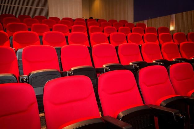 Siedziska kinowe