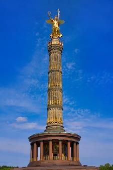 Siegessaule kolumna w berlinie niemcy