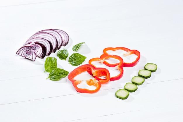 Siekanie składników żywności