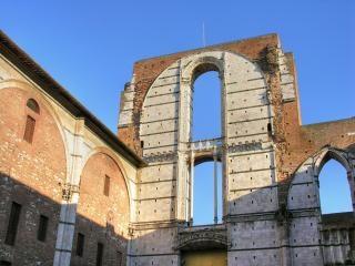 Siena, toskania, włochy, natura