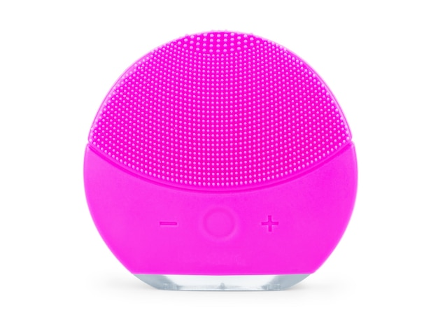Silikonowa szczoteczka do mycia twarzy i spa do twarzy lub