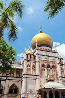 Singapur masjid sultan