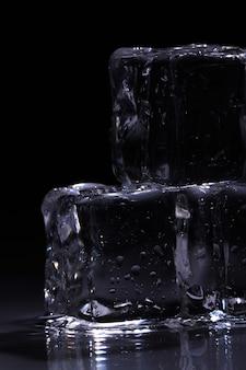 Skład kostek lodu