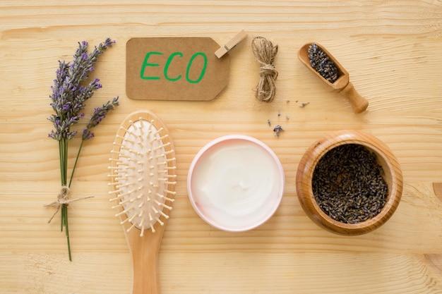 Skład kremu uzdrowiskowego i szczotek do włosów