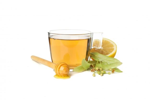 Skład odizolowywający na bielu lipowa herbata