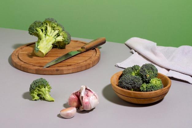 Skład pysznej zdrowej żywności