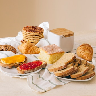 Skład śniadanie