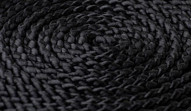Skład tekstury szorstkiej liny