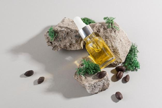 Skład zakraplacza oleju jojoba