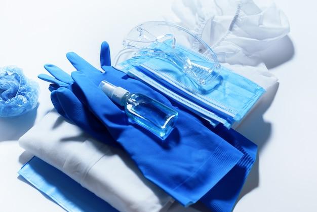 Składana grupa okularów medycznych maska ochronna