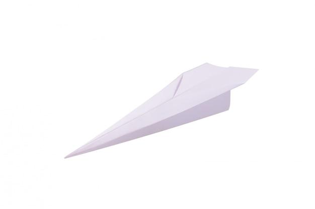 Składana papierowa rakieta