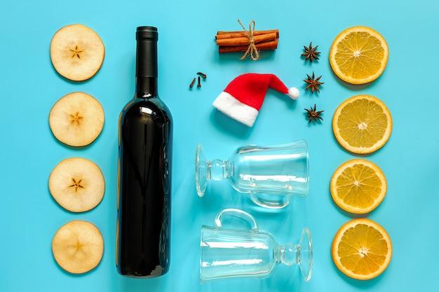 Składniki grzanego wina