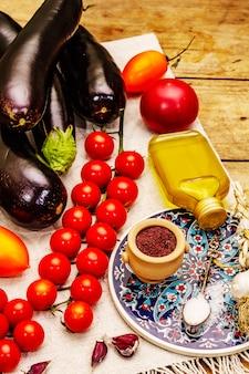 Składniki tradycyjnej kuchni tureckiej