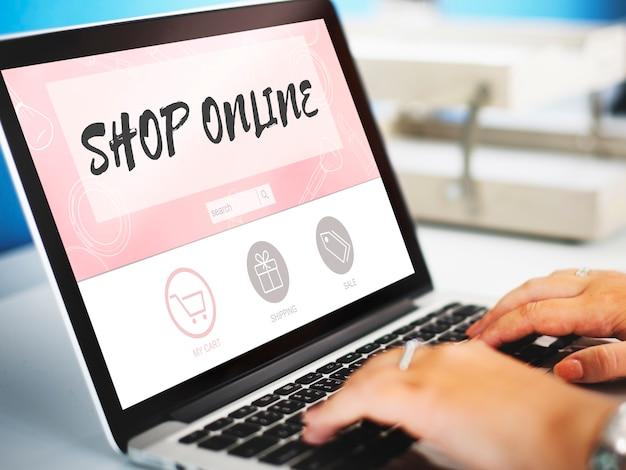 Sklep internetowy koncepcja sklepu internetowego