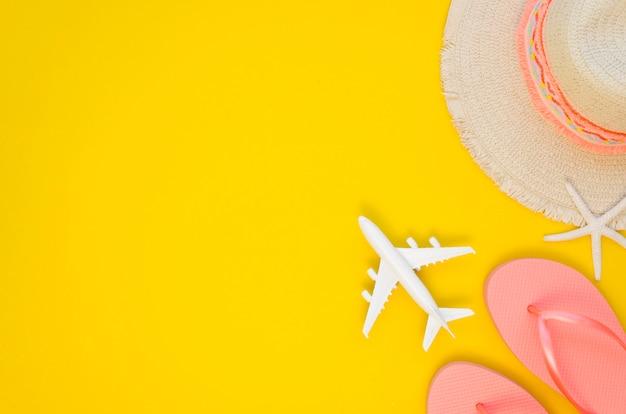 Skopiuj miejsca narzędzia do letnich podróży
