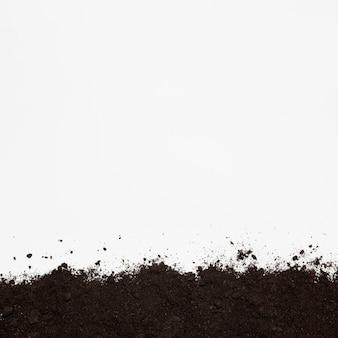 Skopiuj przestrzeń naturalną glebę