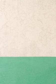 Skopiuj widok z przodu pomalowanej ściany