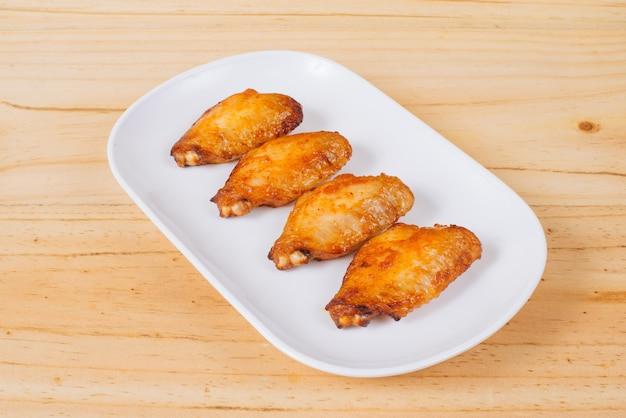 Skrzydełka kurczaka