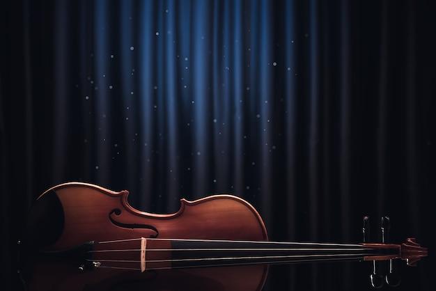 Skrzypce muzyka klasyczna