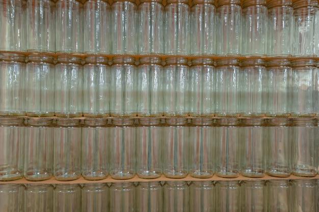 Skup się napoju kryształowego szkła do pakowania w przemyśle