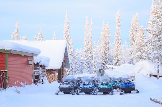 Skuter śnieżny