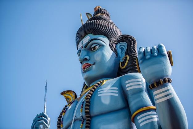 Sławna hinduska świątynia w trincomalee, sri lanka